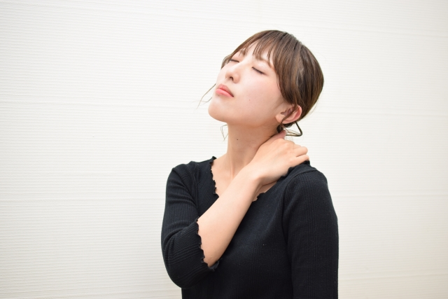 寒さによる首・肩こり対策は血行改善