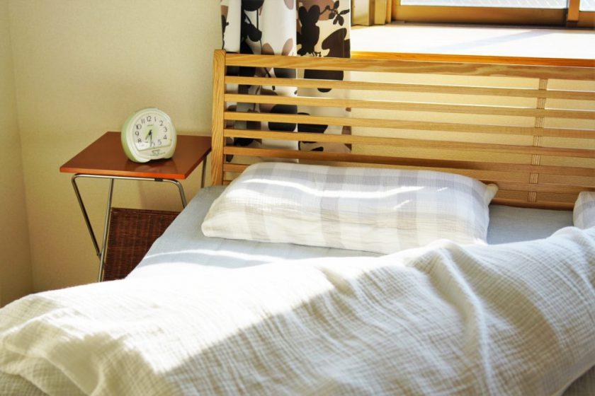 睡眠のための寒い時期の寝具の選び方