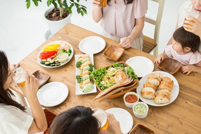 体の不調は食べ物が影響している