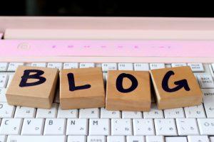 キーボードとブログ